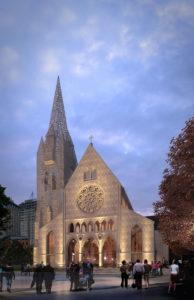 クライスト チャーチ 大 聖堂